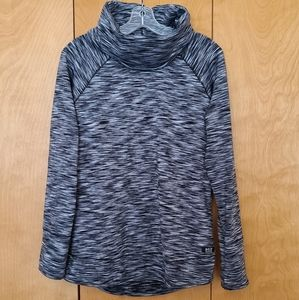Andrew Marc performance sweater static print
